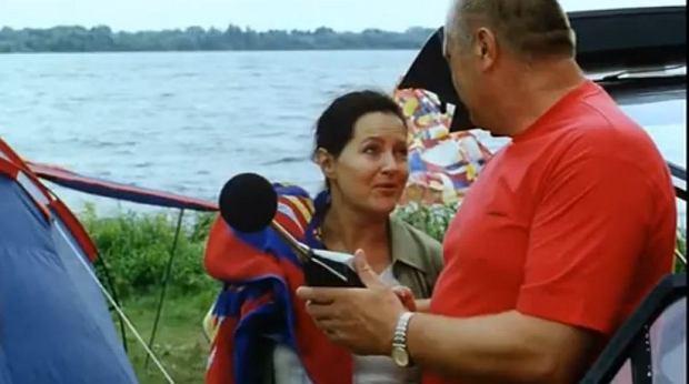 Hanna Polk i Janusz Dzięcioł