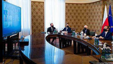 Posiedzenie rządu