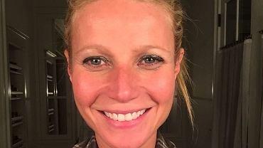 Gwyneth Paltrow zajadła stres