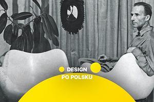 Roman Modzelewski. To jego fotelem zachwycił się Le Corbusier