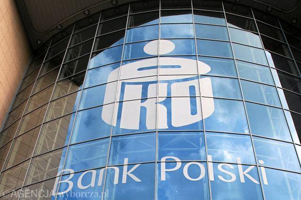 Centrala PKO Bank Polski w Warszawie
