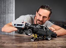 """Kolejna motoryzacyjna legenda z klocków Lego. Dodge Charger dla fanów """"Szybkich i wściekłych"""""""