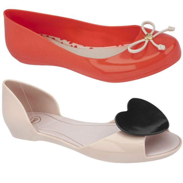 Kultowe obuwie: pachnące Melissy