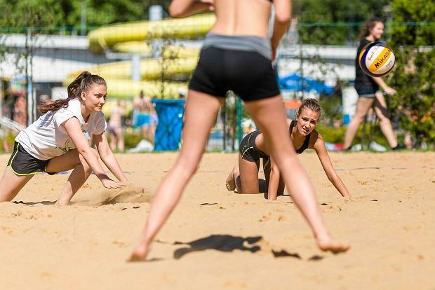 Siatkówka plażowa. Udane mistrzostwa Częstochowy [ZDJĘCIA]