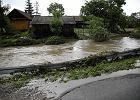 Powiśle Dąbrowskie. Sytuacja powodziowa się stabilizuje
