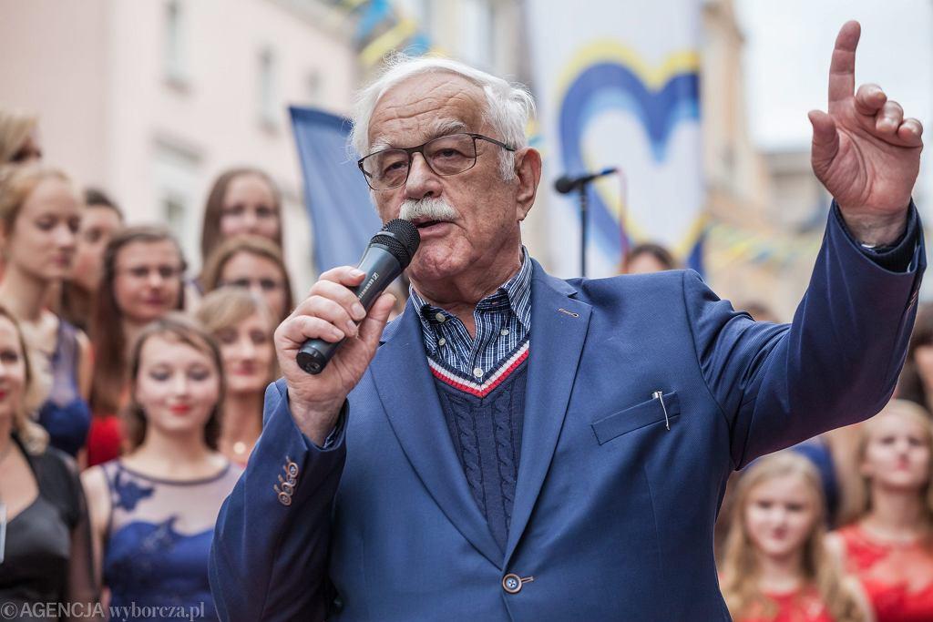 Jan Pietrzak w Opolu