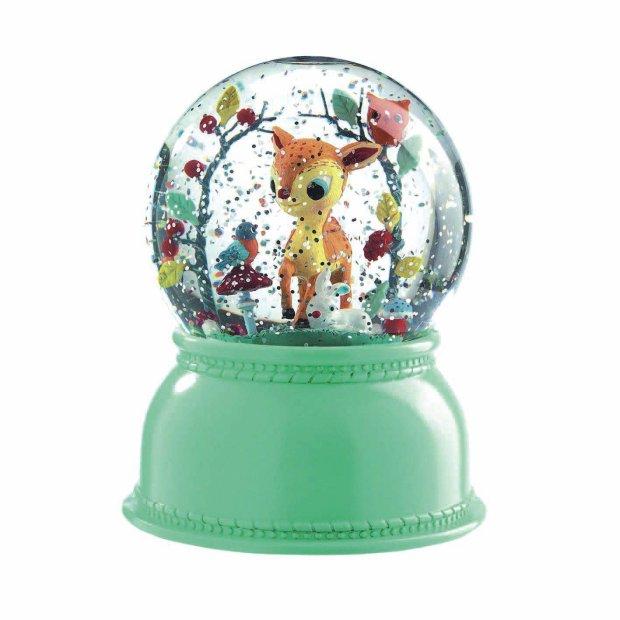 Lampka - śnieżna kula, DJECO