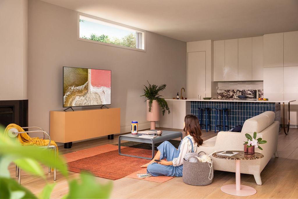 Telewizor Samsung QLED Q60T.