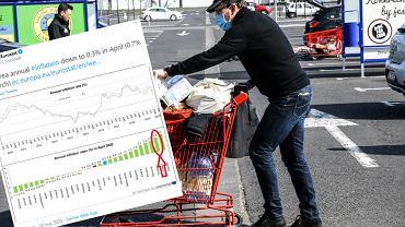 Inflacja w Polsce wśród najwyższych w UE.