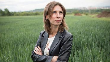 Magdalena Listoś, sołtyska liczących 3,5 tys. mieszkańców Węgrzc