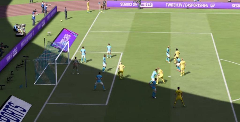 Napoli zniknie z gry FIFA