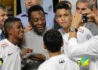 Mistrzostwa świata w piłce nożnej 2014. Pele: Kontuzja Neymara rani nasze serca
