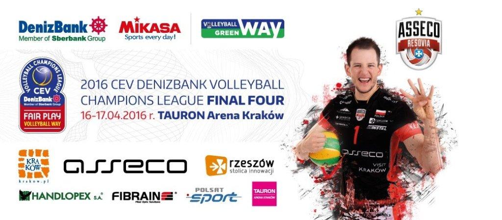 Bilet na Final Four Ligi Mistrzów