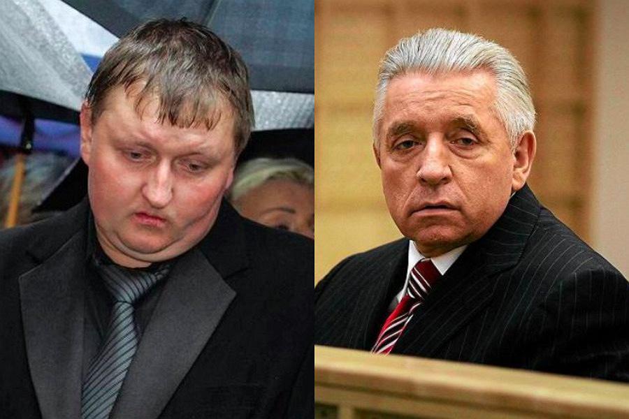 Tomasz i Andrzej Lepper