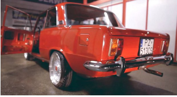 Wideo | Fiat 125p R32 Coupe