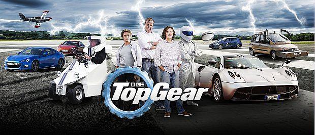 Top Gear 19 seria