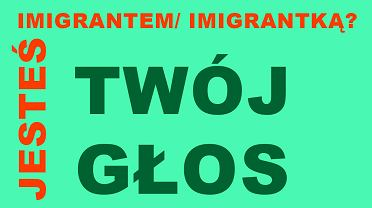 Galeria Arsenał. 'Imigrantko, imigrancie! Weź udział w głosowaniu!' - artystka Marta Romankiv zachęca do symbolicznego oddania głosu w polskich wyborach prezydenckich.