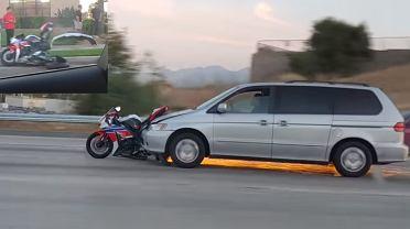 Ucieczka z miejsca wypadku na Florydzie