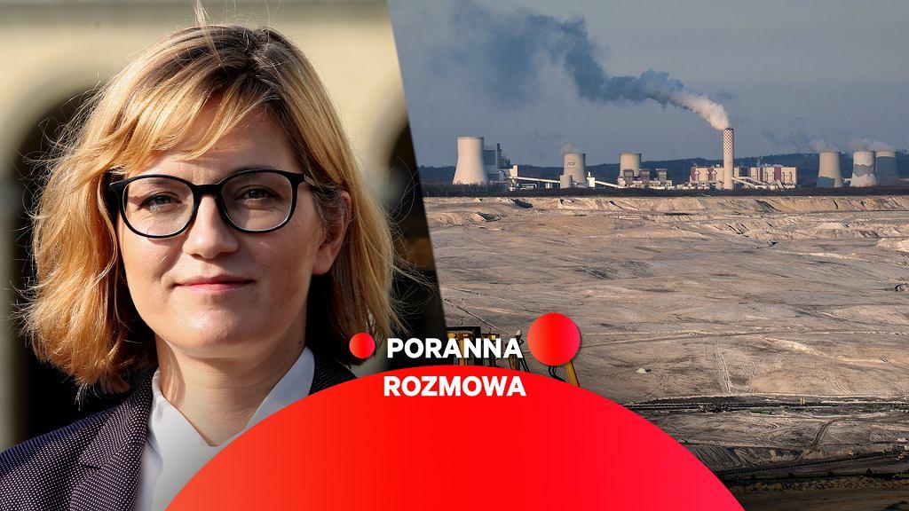 Magdalena Biejat gościnią Porannej Rozmowy Gazeta.pl