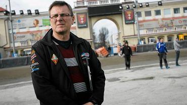 Były trener Wybrzeża Stanisław Chomski