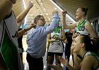 Radość koszykarek Zagłębia Sosnowiec w cieniu dramatu