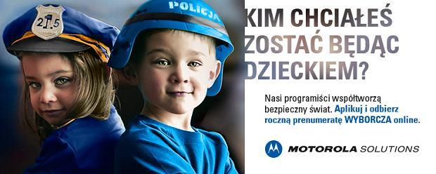 Rekrutacja w Motorola Solutions