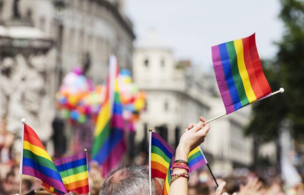 Flagi LGBT