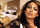 W tym pokoju mieszkała Jennifer Lopez! Miała prywatną kuchnię, pokój do tańca i do makijażu!