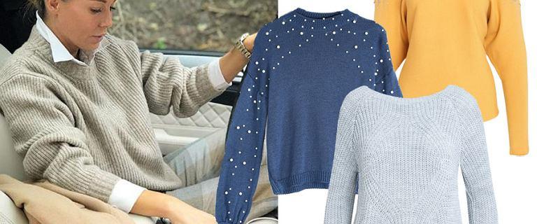 Eleganckie sweterki do pracy. Każdy z nich będzie hitem w Twojej garderobie!