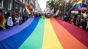 10. Marsz Równości we Wrocławiu
