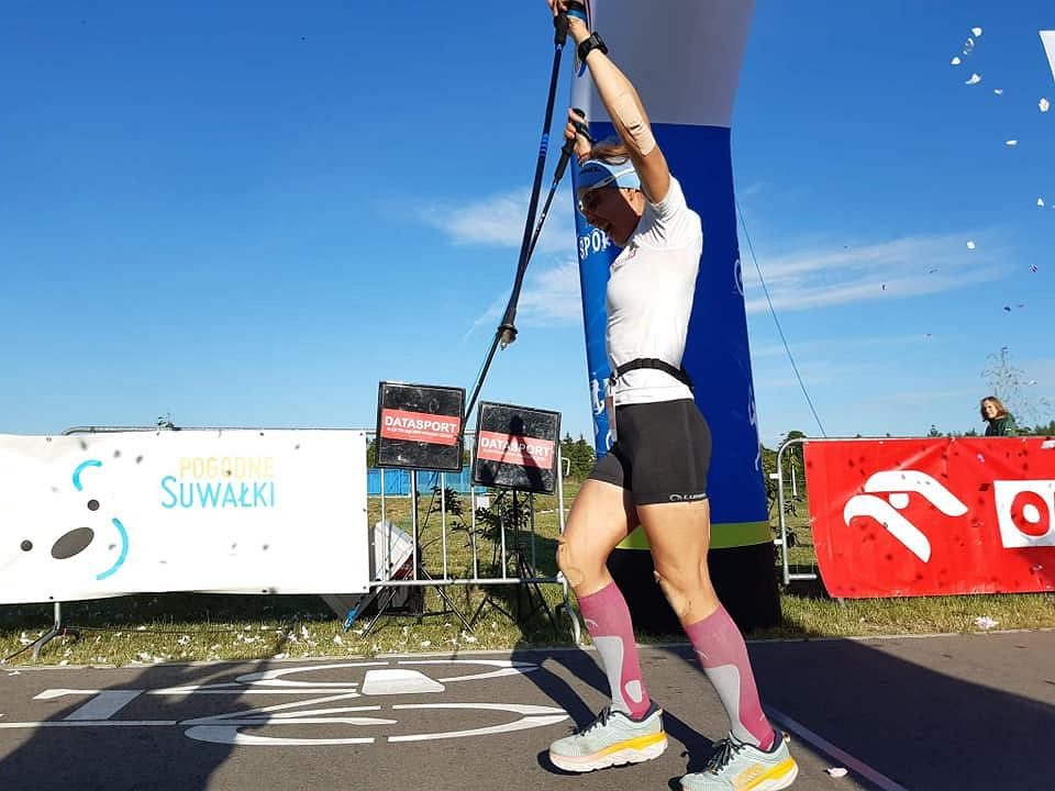 Patrycja Bereznowska pobiła rekord świata w biegu na 72 godziny!
