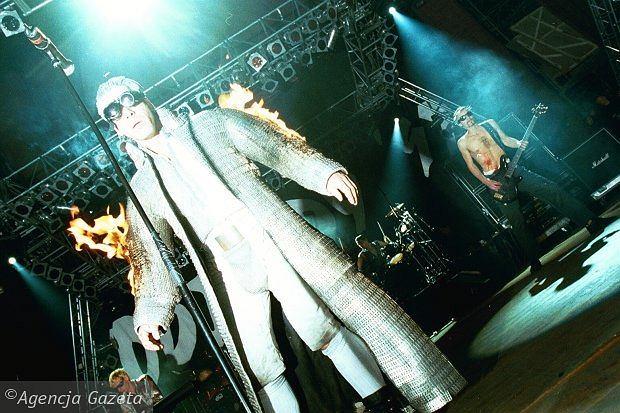 Rammstein i Limp Bizkit zagrają w Polsce!