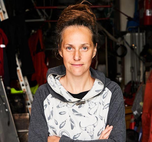 Katarzyna Guzek, rzeczniczka prasowa Greenpeace Polska