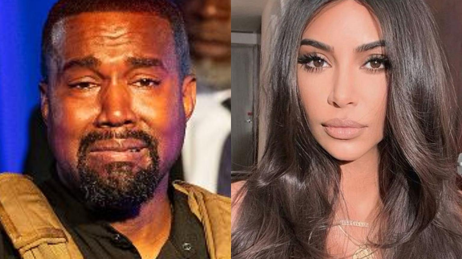 Kanye West załamał się podczas koncertu. Padł na kolana i wołał: Tracę rodzinę! Wszystko obserwowały dzieci i Kim