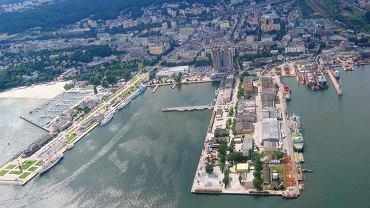 Basen portowy w Gdyni