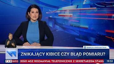 'Wiadomości' TVP z 17 czerwca / Źródło: TVP
