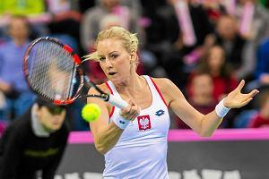 Urszula Radwańska przegrała seta 0:6, ale potem fantastyczny powrót! Coraz bliżej kwalifikacji do Australian Open