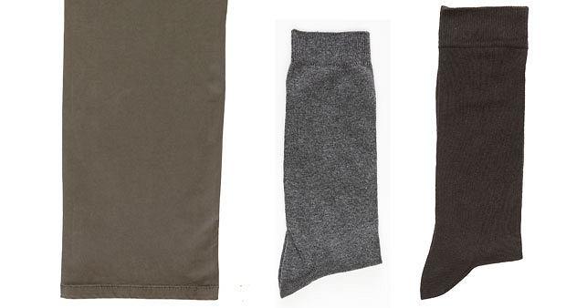 Akademia stylu: buty, buty, akademia stylu, moda męska, Zestaw pasujący do brązowych skórzanych butów