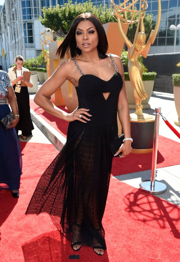 67th Primetime Emmy Awards - Limo Drop Off