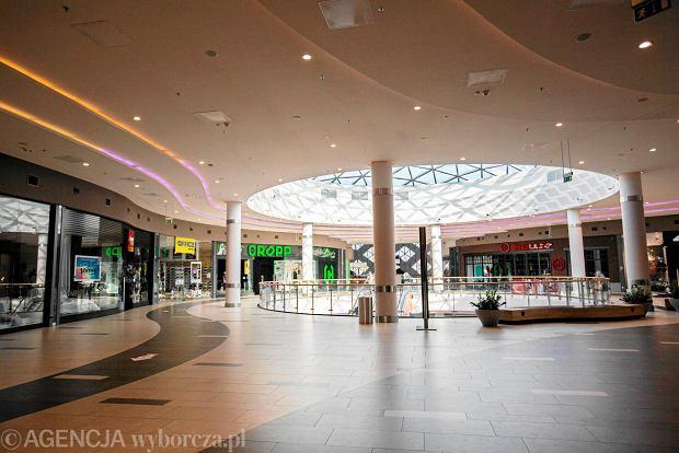 11.03.2018, Poznań, Centrum Handlowe Avenida w pierwszą niedzielę bez handlu.