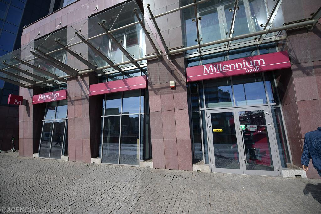Bank Millenium (zdjęcie ilustracyjne)