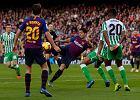 La Liga. Sensacja! Barcelona przegrała z Realem Betis
