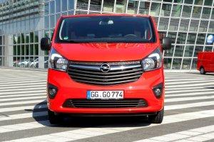 Nowy Opel Vivaro