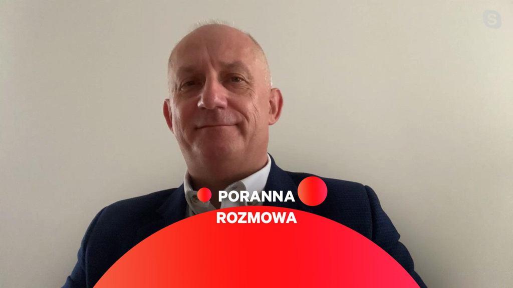 Sławomir Neumann gościem Porannej rozmowy Gazeta.pl (2 września)