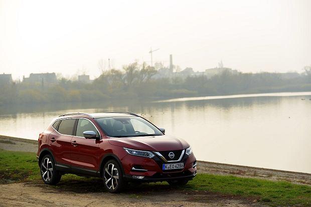 Nissan Qashqai z nowym dieslem już w polskiej sprzedaży