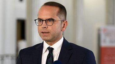 Michał Szczerba, poseł PO