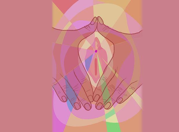 Masaż wulwy pomaga kobiecie odzyskać dla siebie ten intymny i delikatny obszar ciała