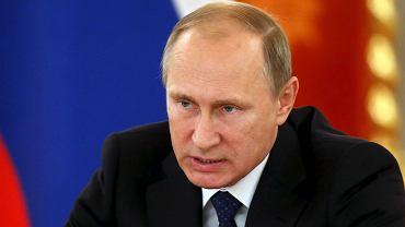 Władimir Putin na spotkaniu z Radą Rozwoju Społeczeństwa Obywatelskiego i Praw Człowieka