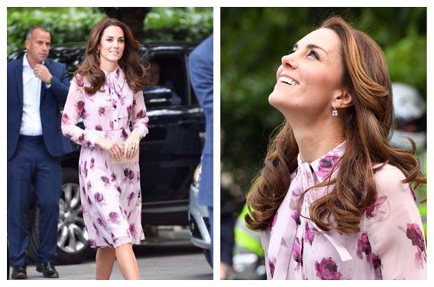 Zdjęcie numer 11 w galerii - Robimy przegląd stylizacji księżnej Kate. Też zwróciliście uwagę na tych kilka szczegółów?