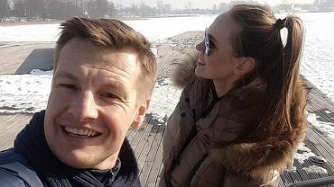 Rafał Mroczek i Joanna Skrzyszewska rozstali się